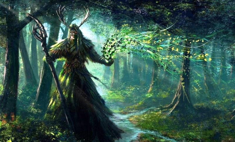 Леший — славянский демон и заботливый дух леса