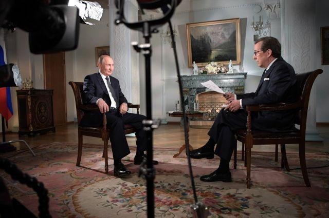 Путин посоветовал американским СМИ лучше изучить видео о новейшем оружии РФ