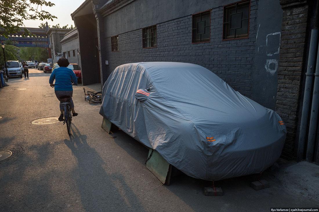 Новые Китайские сенсации: защита покрышек