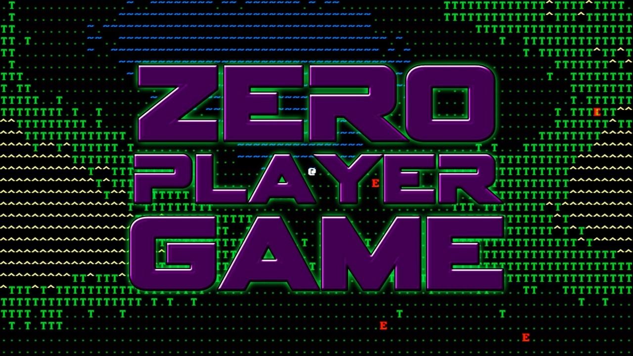 Мы рассказываем про необычный игровой жанр zero player games: игры, которым не нужны люди