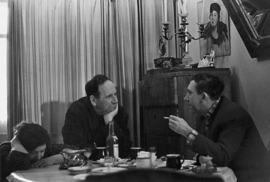 Как Ростислав Плятт сделал тещу Никулина героиней американской пьесы ~~~[мат]~~~, забавный случай, никулин