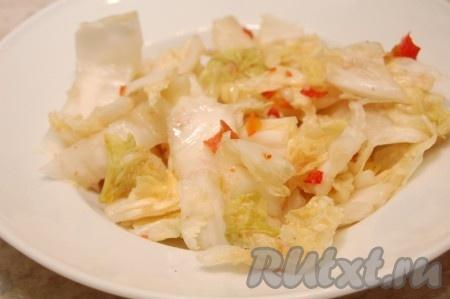 Кимчи по-русски. Простой рецепт кимчи.