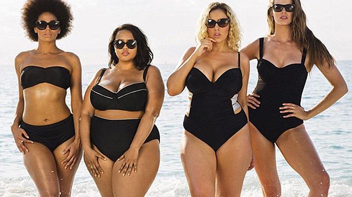 Вот почему быть женщиной с формами и небольшим количеством лишнего жирка так важно!