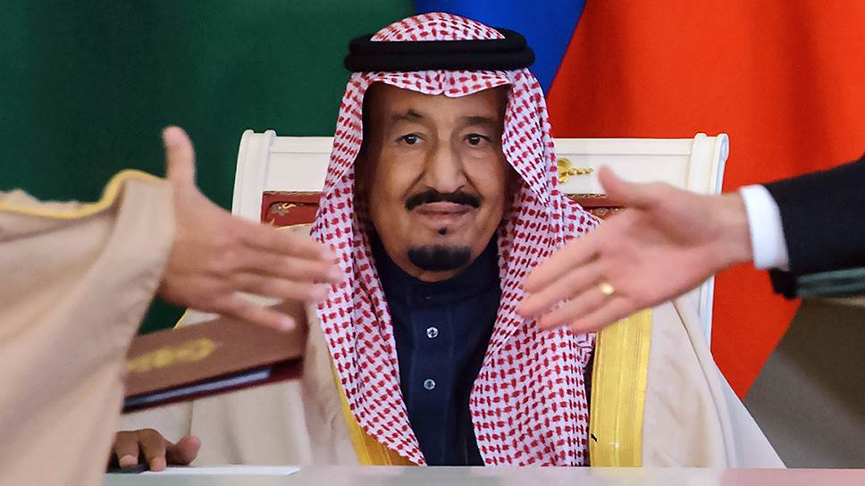 Саудовская Аравия ведет переговоры с Россией о приобретении зенитной ракетной системы С-400