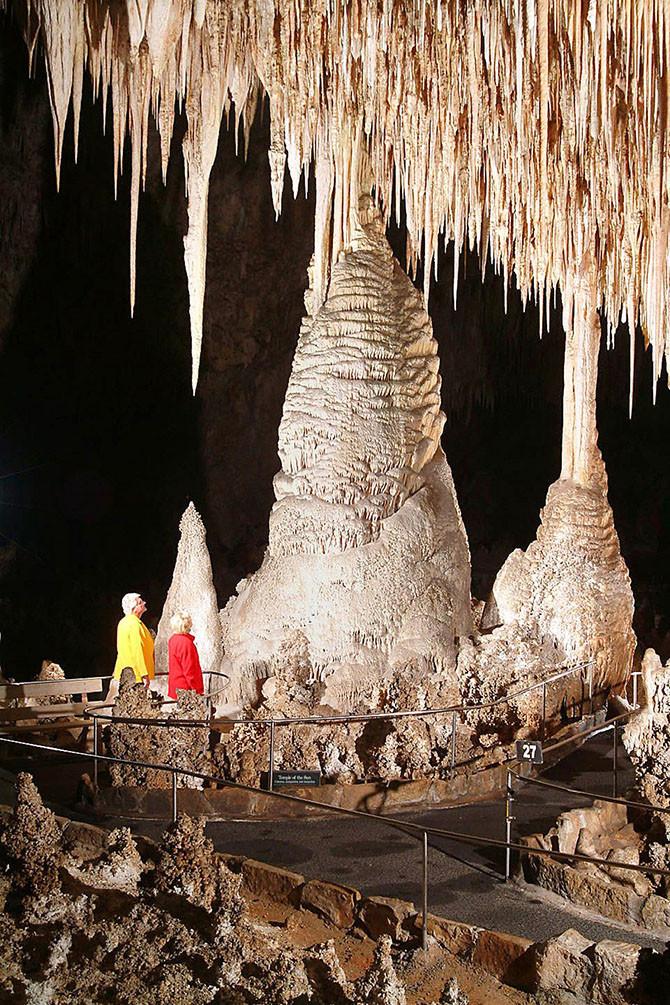 Путешествие в Карлсбадские пещеры