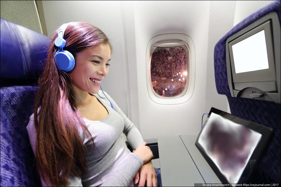 Что будет, если смотреть порно на борту самолета