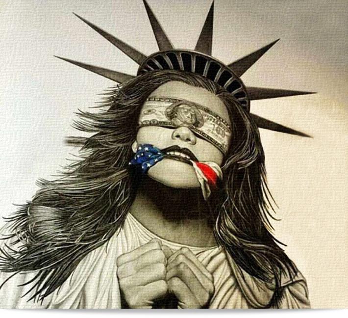 Не ходите, дети, в США гулять! Pax Americana