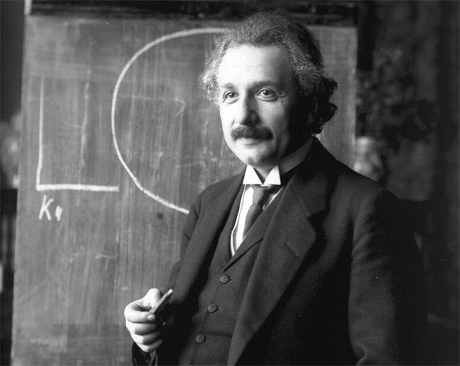 Советская любовь Эйнштейна
