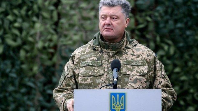 Пользователи Сети высмеяли Порошенко, который назначил своего постпреда в Крыму