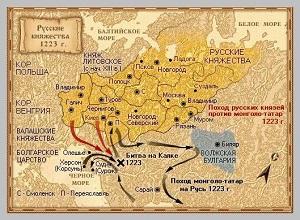 Русь и Золотая Орда (организация властвования).