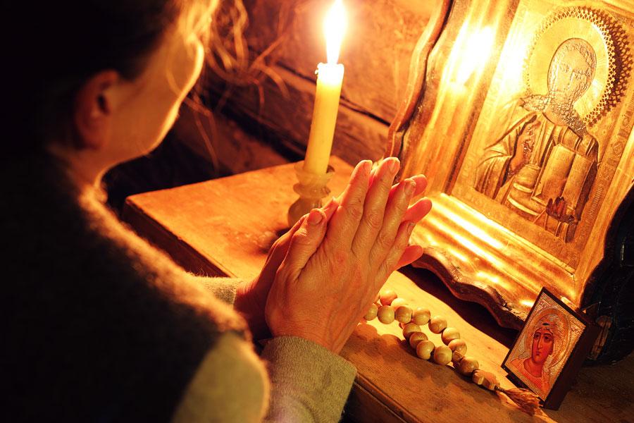 Лечение Молитвами и Иконами