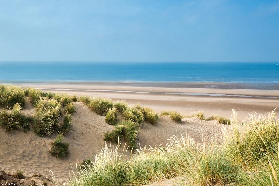 Потрясающие пляжи Британии