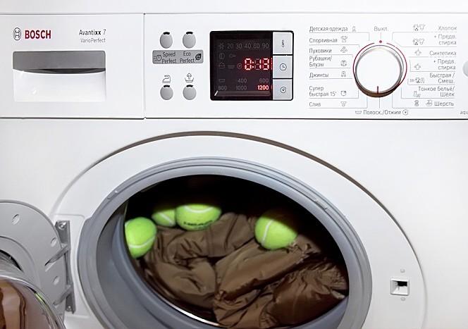 Как стирать пуховик в домашних условиях