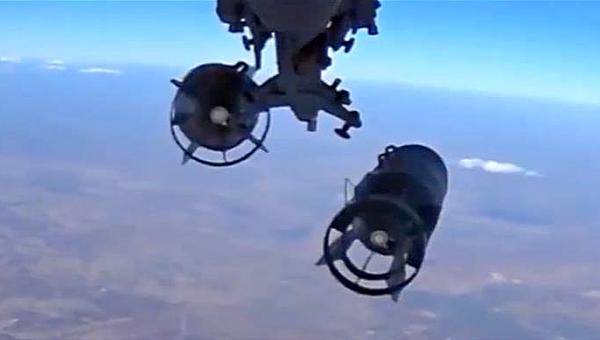 ВКС РФ «зачистили» район, где был сбит Су-24