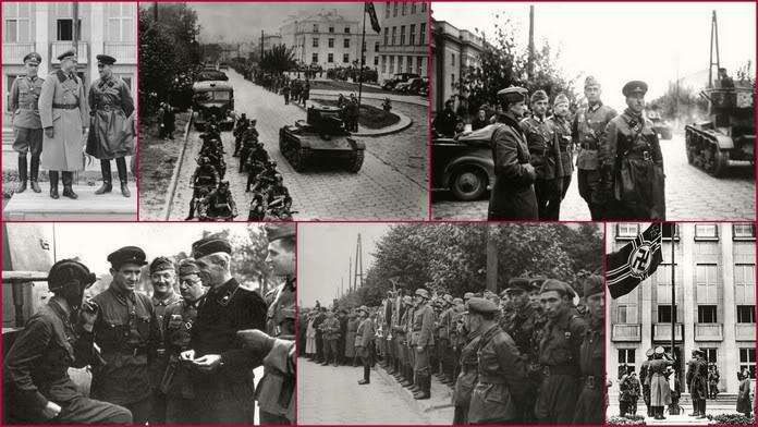 Мифы истории СССР: Совместный советско-германский парад в Бресте