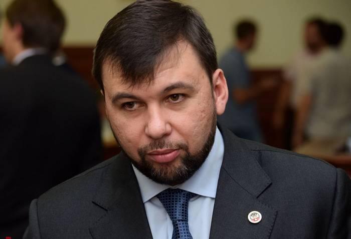 Пушилин: ДНР не будет рассматривать предложенные Киевом списки на обмен
