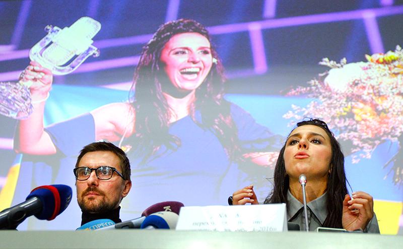 «Евровидение-2017»: Джамала не зря пугает Россией