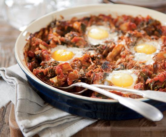 12 способов сделать яйца блюдом для ужина