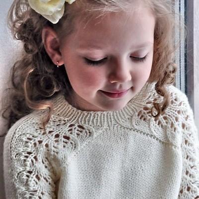 Очень красивый пуловер