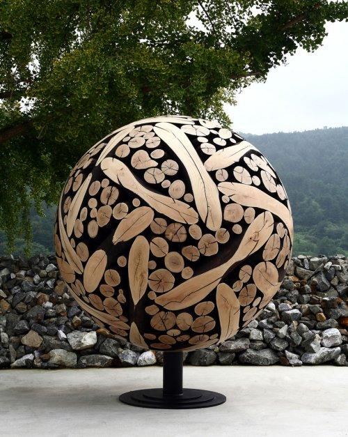 Деревянные скульптуры южноко…