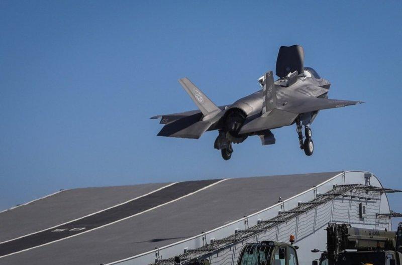 ВВС Израиля возобновили полеты F-35 после перерыва