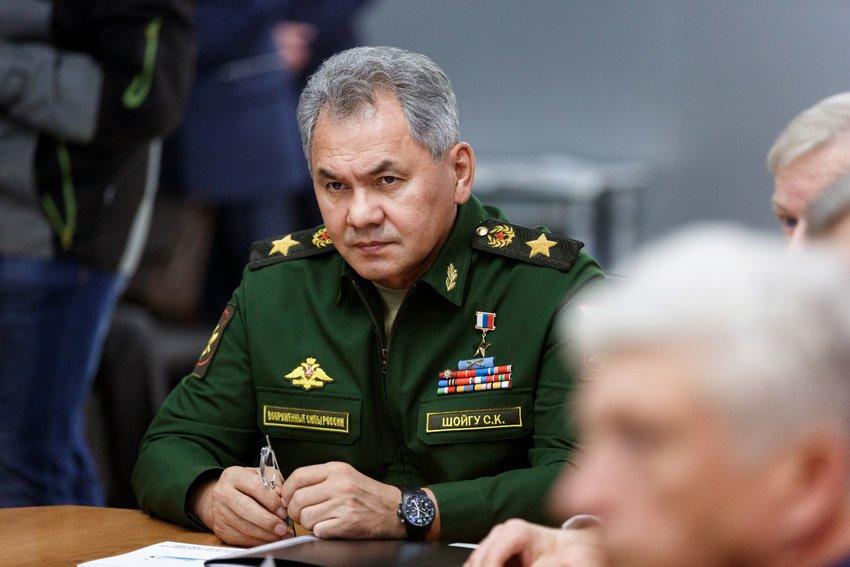 Шойгу рассказал, что будет в случае нападения на Крым