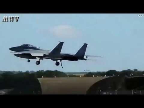 Матричный инцидент: жесткая посадка F-15 показывает положение дел в НАТО