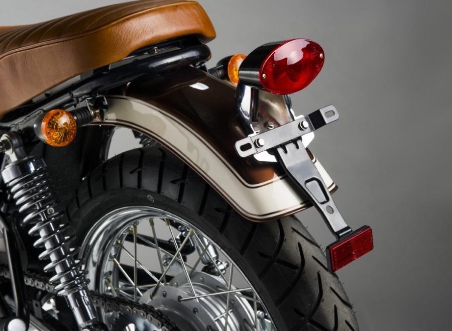 Мотоцикл Mash Von Dutch