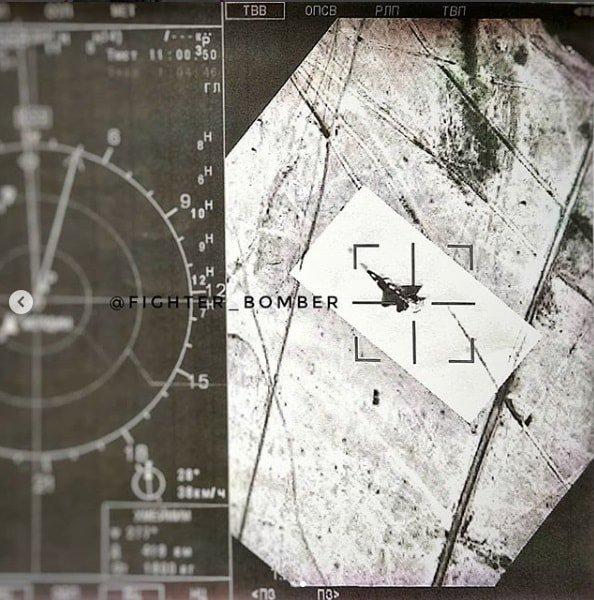 Опубликовано фото F-22, взят…