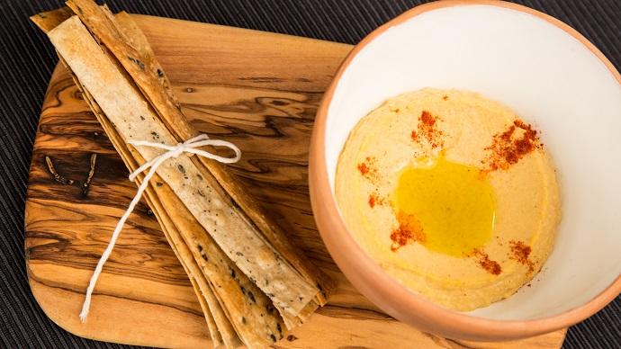 Лучшие рецепты хумуса