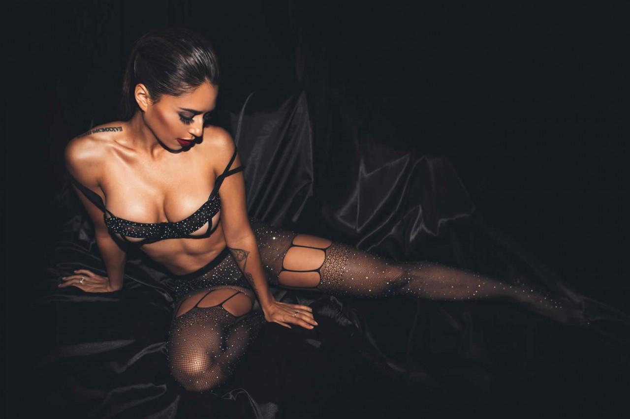 Тианна Грегори: красотка с горячим сердцем