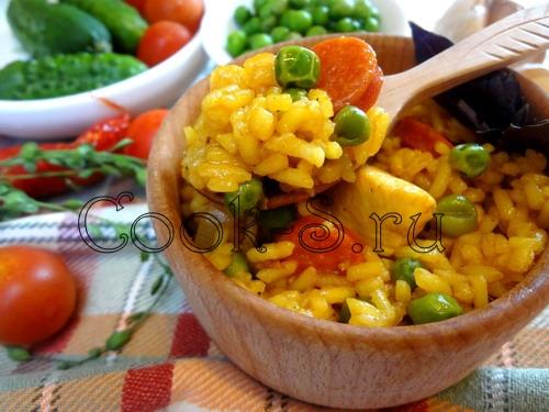 Рис по-испански