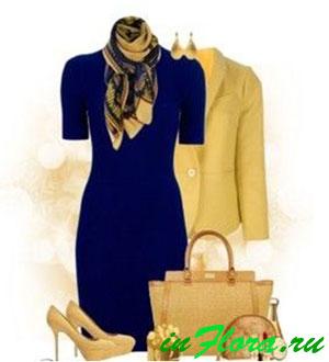 модный платок