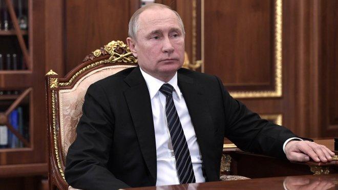 Путин не исключил отключение…