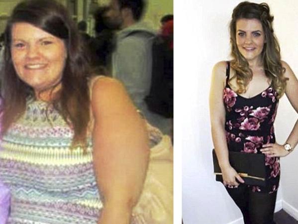 Отказавшись от одного единственного продукта, девушка похудела на 45 килограммов