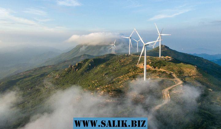 Скорость ветра снизилась во всем Северном полушарии