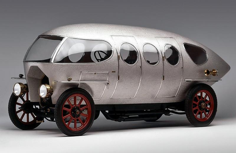 Очень необычные автомобили