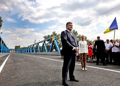 «Мост Порошенко» выглядит убожеством по сравнению с «мостом Путина»