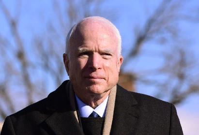 Маккейн раскритиковал Трампа за призыв вернуть Россию в G8