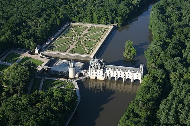 Замок Шенонсо | Мир путешествий