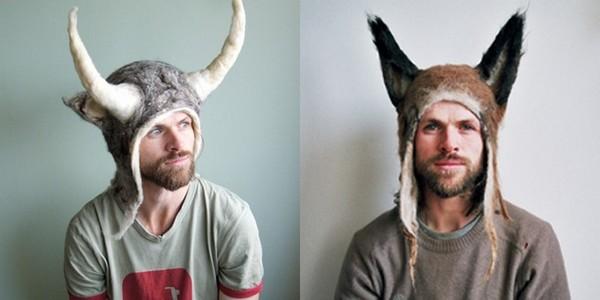 Самые необычные головные уборы в мире.