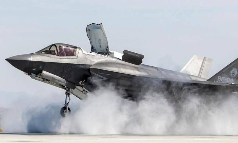 ВВС США разочарованы «невидимкой» F-35B