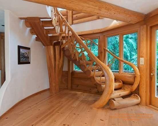 Сказочная лестница
