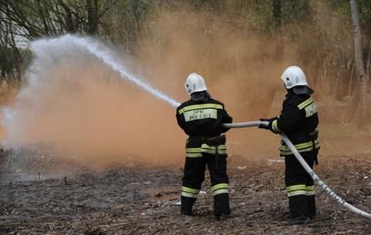 Лесные пожары в Забайкалье не угрожают населенным пунктам
