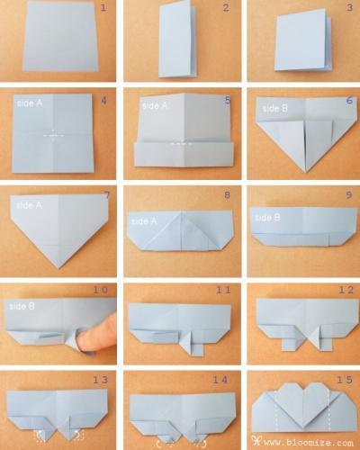 Как делать своими руками закладки