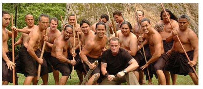 7. Гавайские воины Коа древний мир, спецназ
