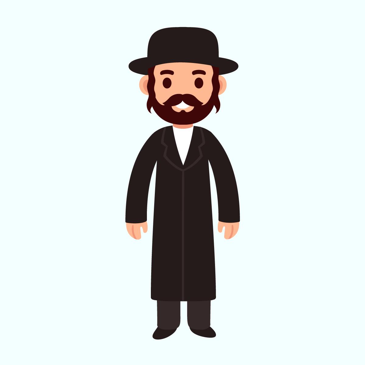 Анекдот про то, как еврей жаловался раввину нажизнь