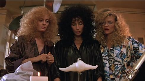 «Иствикские Ведьмы» — 1987