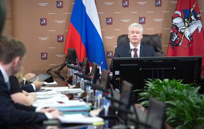 Собянин потребовал обеспечить безопасность в Москве в День России