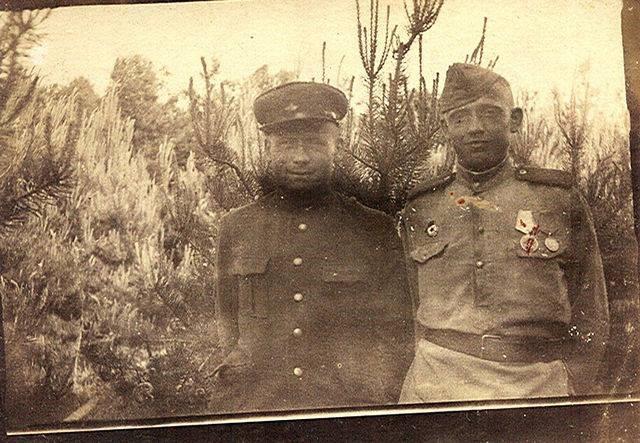 Военные истории. ВНУКИ ПОМНЯТ